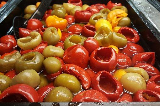 Pepperazzi, Tri‑color Pepperazzi, Peppers, Peruvian