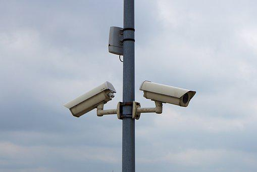 Camera, Monitoring, Video, Surveillance Camera, Police