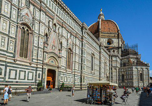 Duomo, Florence, Firenze, Tuscany, Cathedral
