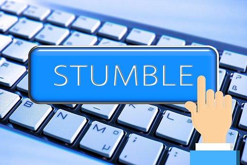 Keyboard, Hand, Stumble, Computer, Cursor, Finger