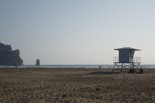 Coastguard, Usa, Pacific, West Coast, Pacific Coast
