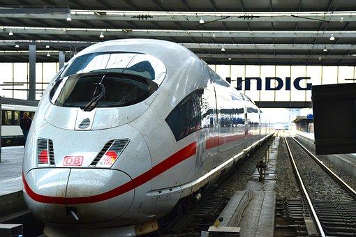 Munich Central Station, Db, München Hauptbahnhof