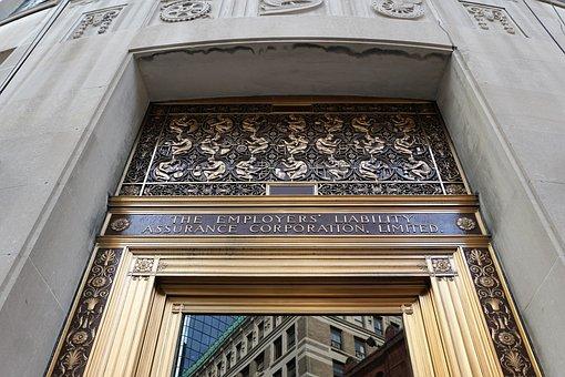 Boston, Usa, Building, City, America, Port City, Door