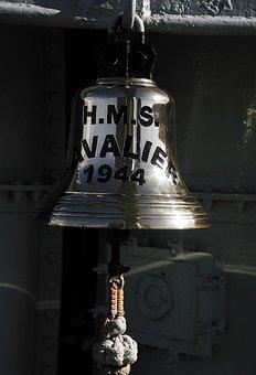 Ship Bell, Marine, Naval, Symbol, Boat, Navigation