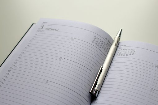 Notebook, Coolie, Desk, Workplace, Home Office, Work