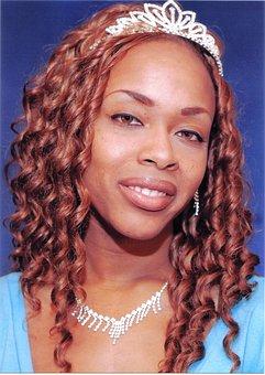 Woman, Portrait, Crown, African American, Tiara