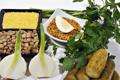 Eating, Green, Lentil, Agriculture, Garden, Nature, Eat