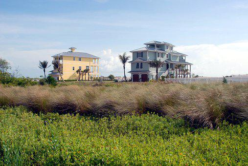 Beach Home, Ocean Front, Florida, New Home