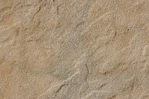 Sand Stone, Steinplatte, Brown, Construction Material