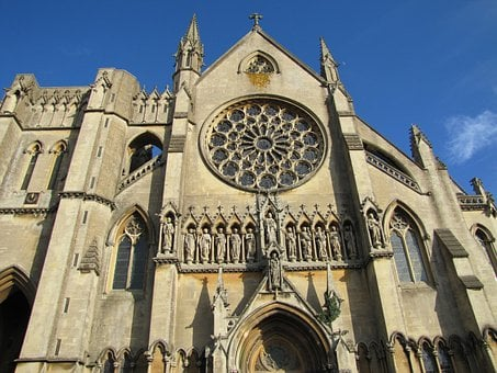 Cathedral, Church, Architecture, Building, Landmark