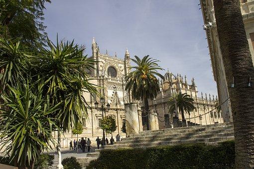 Sevilla, Spain, Tourism, Seville, Architecture, Europe