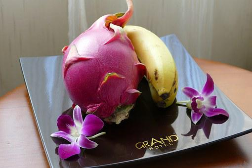 Fruit, Banana, Fruits, Healthy, Fruit Bowl, Food