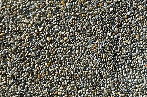 Texture, Pebble, Gravel Concrete, Concrete, Wall