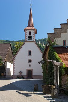Oberkirch, Gaisbach, Chapel Of Saint George, Ortenau