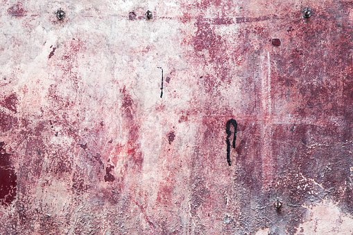 Texture, Red, Old, Grudge, Background, Pattern, Wall