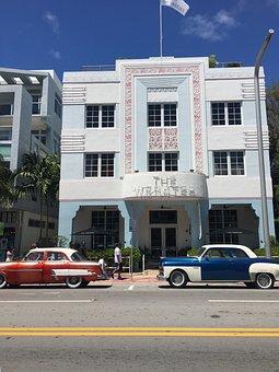 Miami, Travel, Florida, Beach, Tourism, Summer