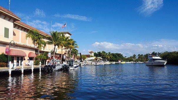 Florida, Vacations, Coast, Urlaubsfeeling, Water