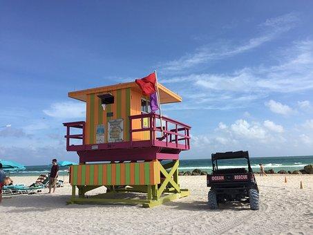Miami Beach, Usa, Florida