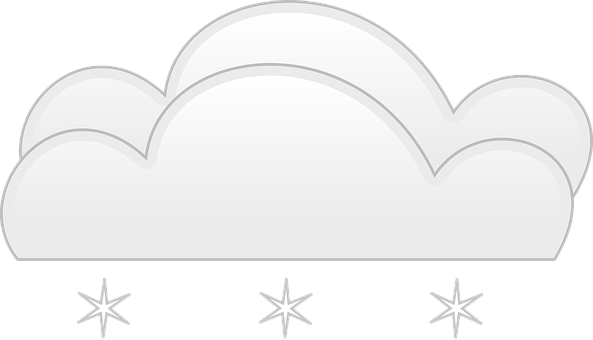 Clouds, Snow, Grey, Weather, Snowflakes, Cold, Frost
