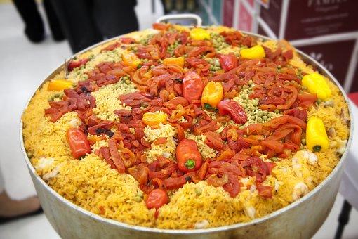 Food, Caribian Food, Rise