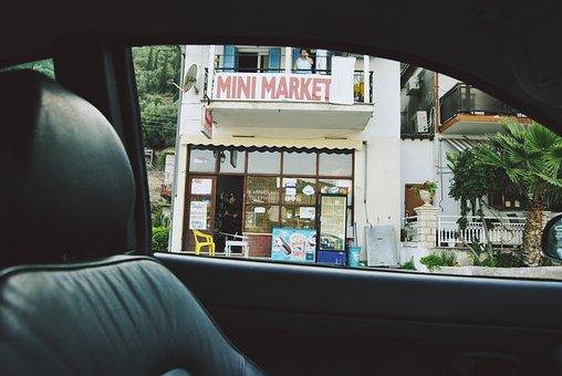 Market, Greek, Greece, Lefkada, Business, Shop, Economy