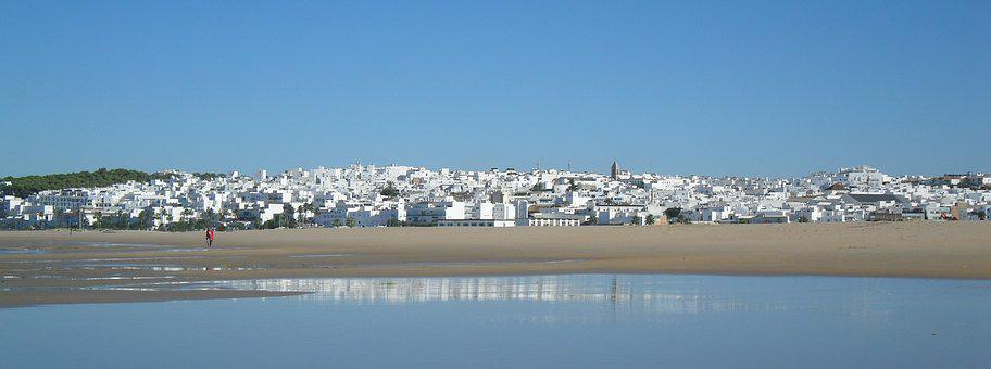 Andalusia, Beach, Holiday, Spain, Coast, White Villages