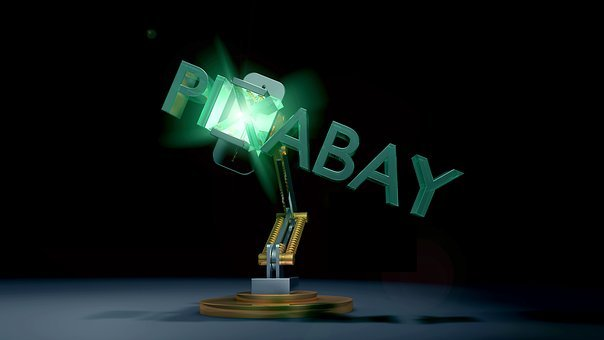 Pixabay, Robot Arm, 3d Animation, Graphic