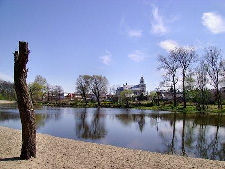 Białobrzegi, Vistas, City