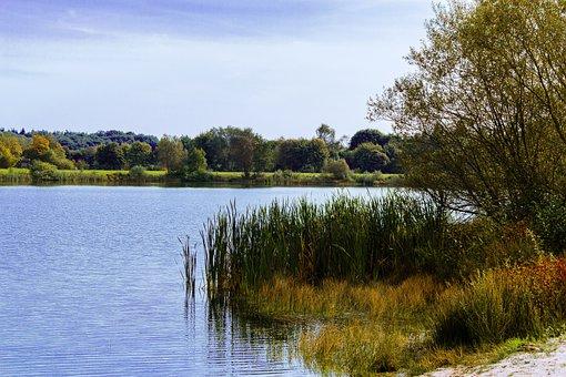 Hard Mountain Lake, Lake, Water, Landscape, Nature