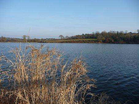 Lake, The Jaunay Lake, Landscape, Nature