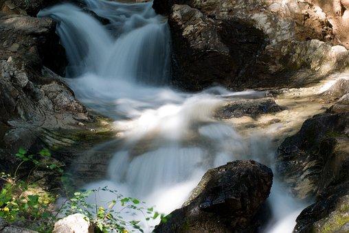 Running Water, Streams, Hongluosi