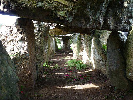 Prehistoric, Tomb, Ancient, Stone, Burial, History, Old