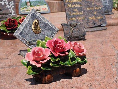 Family Grave, Memorial Stones, Memorial Tablets