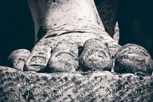 Statue, Stone, Sculpture, Stone Figure, Fig, Art, Foot