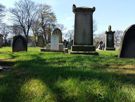 Graveyard, Cemetery, Grave, Funeral, Burial, Gravestone