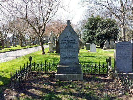 Cemetery, Graveyard, Grave, Funeral, Gravestone