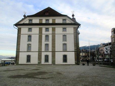 Architecture, Landmark, Grain House, Sand Stone