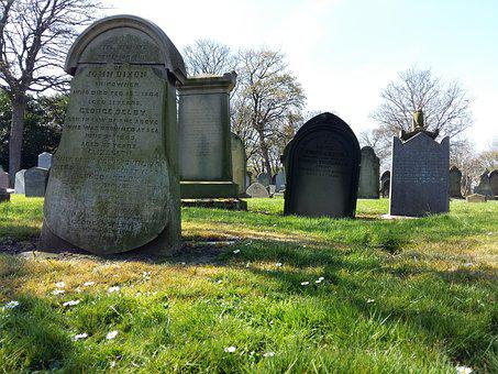 Grave, Headstone, Cemetery, Graveyard, Memorial