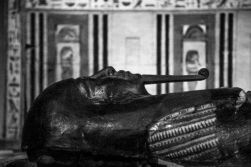 Pharaoh Sarcophagus, Egyptian Thumb, Culture