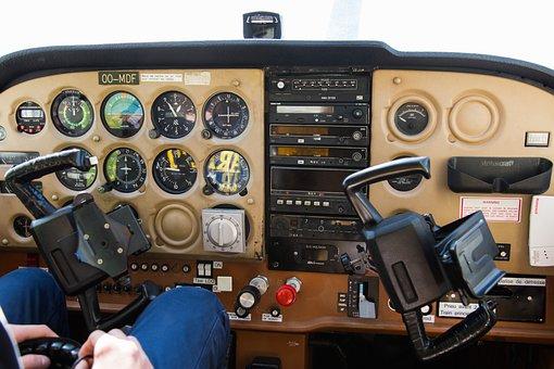 Plane, Cessna, Sport Airplane