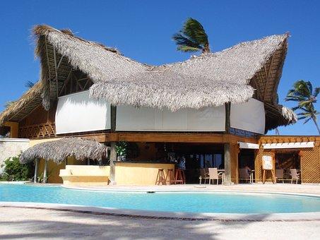 Hotel, Chalet, Pool, Heat, Resort, Holiday, Rest