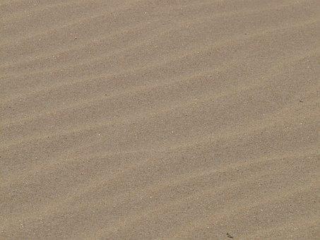 Sand, Fine Grain, Yellowish, Fine, Yellow