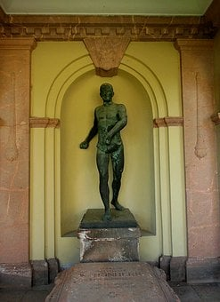 Statue, Stone, Cemetery, Tomb, Tombstone, Artwork