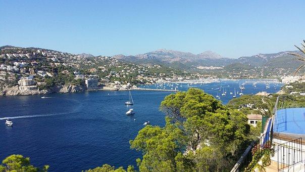 Andraitx, Mallorca, Sun, Booked, Sea, Water, Holiday