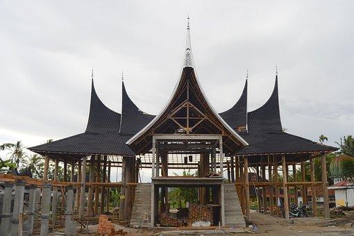 Minangkabau, Indonesia, Architecture, Culture, Asian