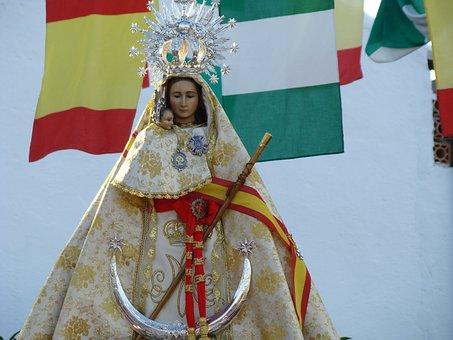 Virgin, Zocueca, Bailén