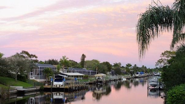 Channel, Florida, Cape Coral