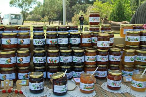 Jams, Occitan Market, Southern Products