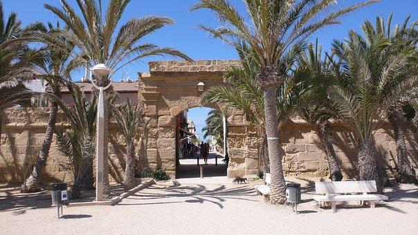 Tabarca, Landscapes, Tabarca Island, Beach