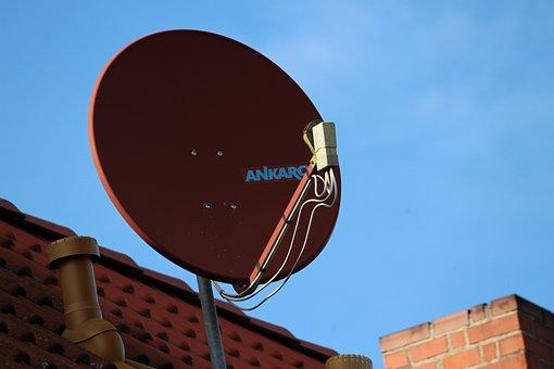Satelitenschuessel, Antenna, Bowl